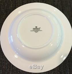 Wedgwood Grand Gourmet Bone China Made in England 11 Pasta Bowl set of 4