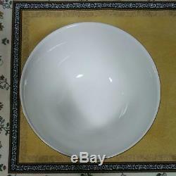 Wedgwood INDIA Bone China Floret Design Rice Bowl Pair Set Made in England