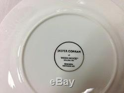 Wedgwood Jasper Conran Platinum 5 Piece Set White Bone China New England